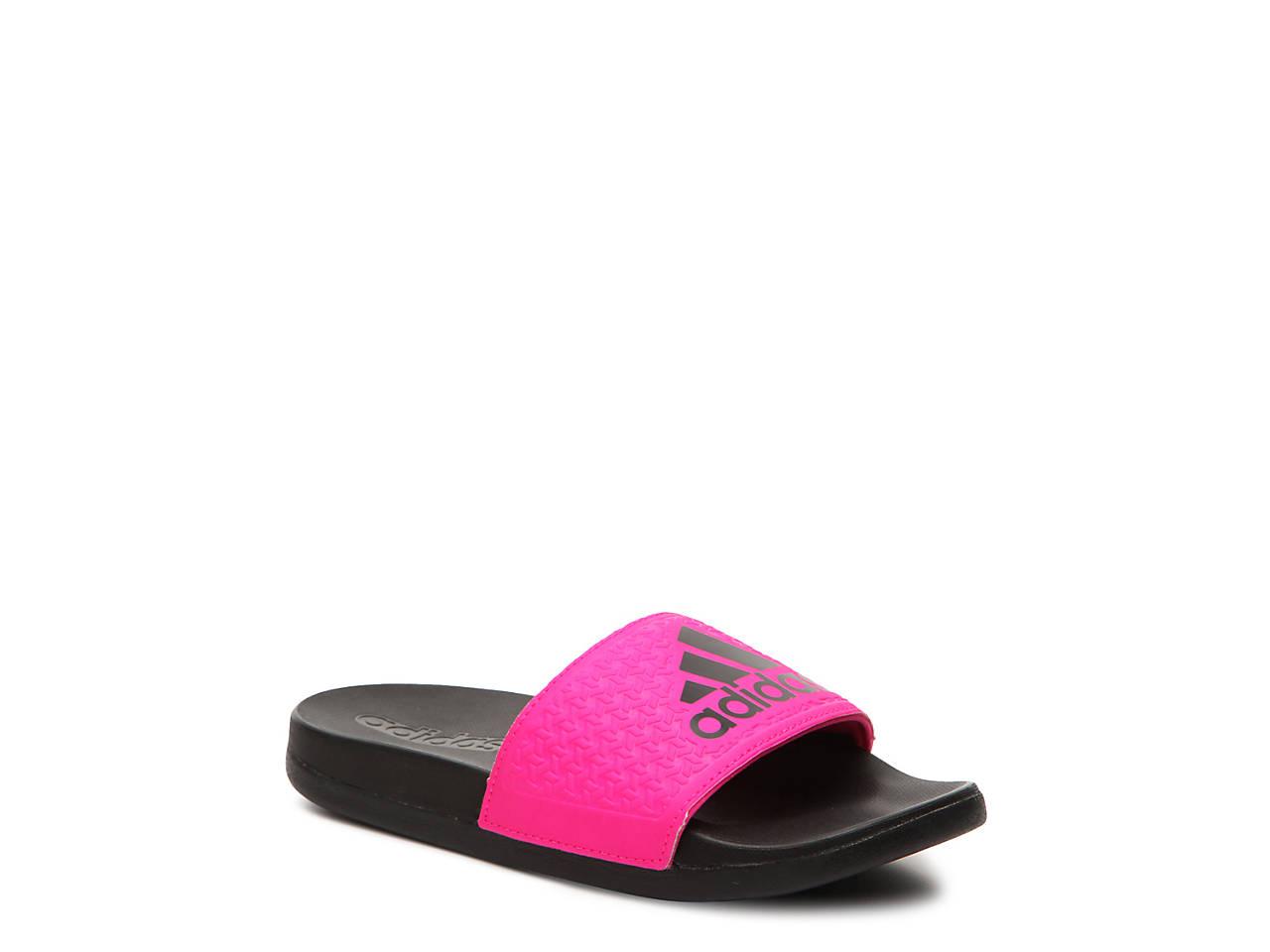 f741ac071 adidas Adilette Ultra Toddler   Youth Slide Sandal Kids Shoes