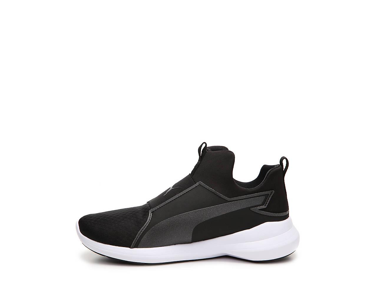 e1bbee3860f0 Puma Rebel JR Youth Sneaker Kids Shoes