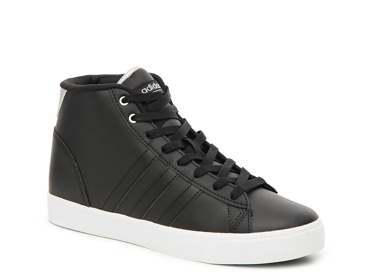 size 40 e1e5d 110a5 adidas Cloudfoam Daily QT High-Top Sneaker - Womens Womens S