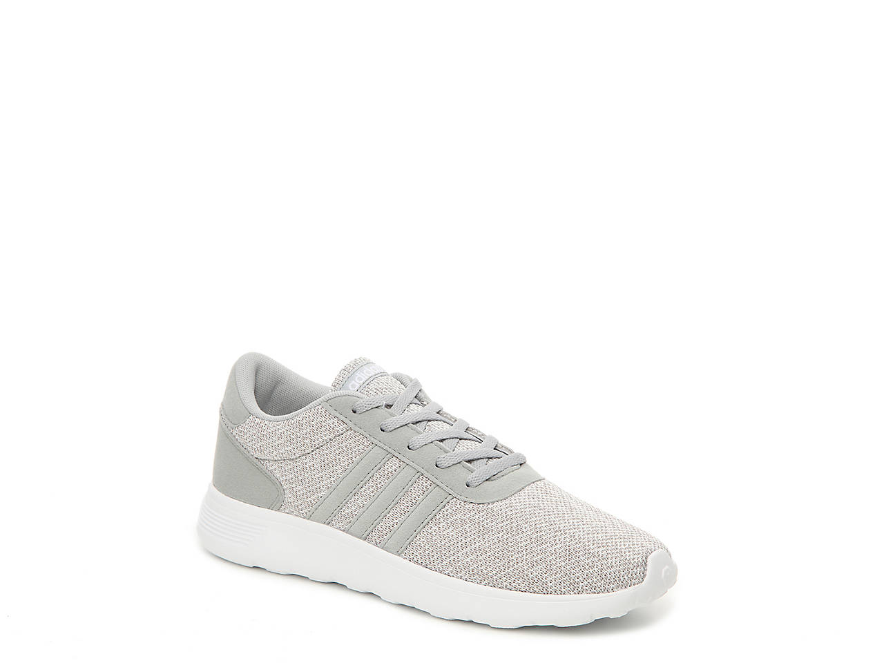 e6756bb514381 adidas Lite Racer Youth Sneaker Kids Shoes