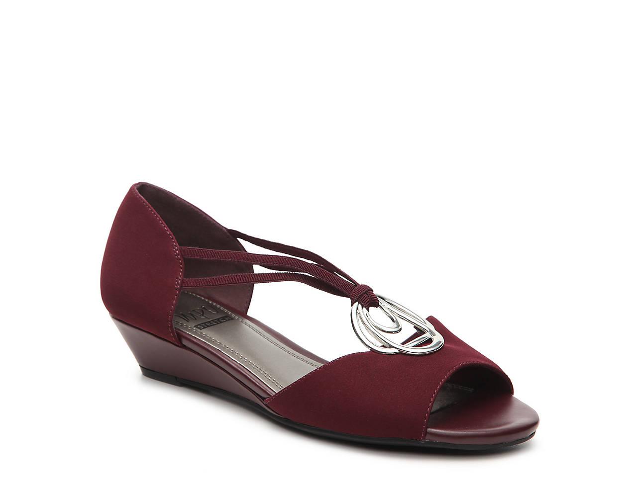 f24c46f7047 Regis Wedge Sandal