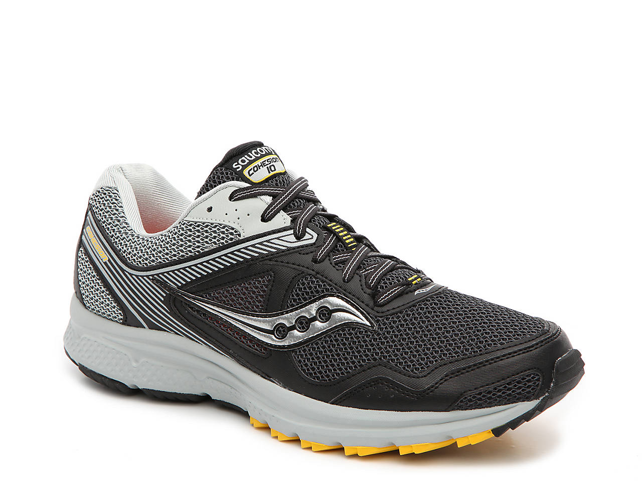 Cohesion 10 Trail Running Shoe Men S