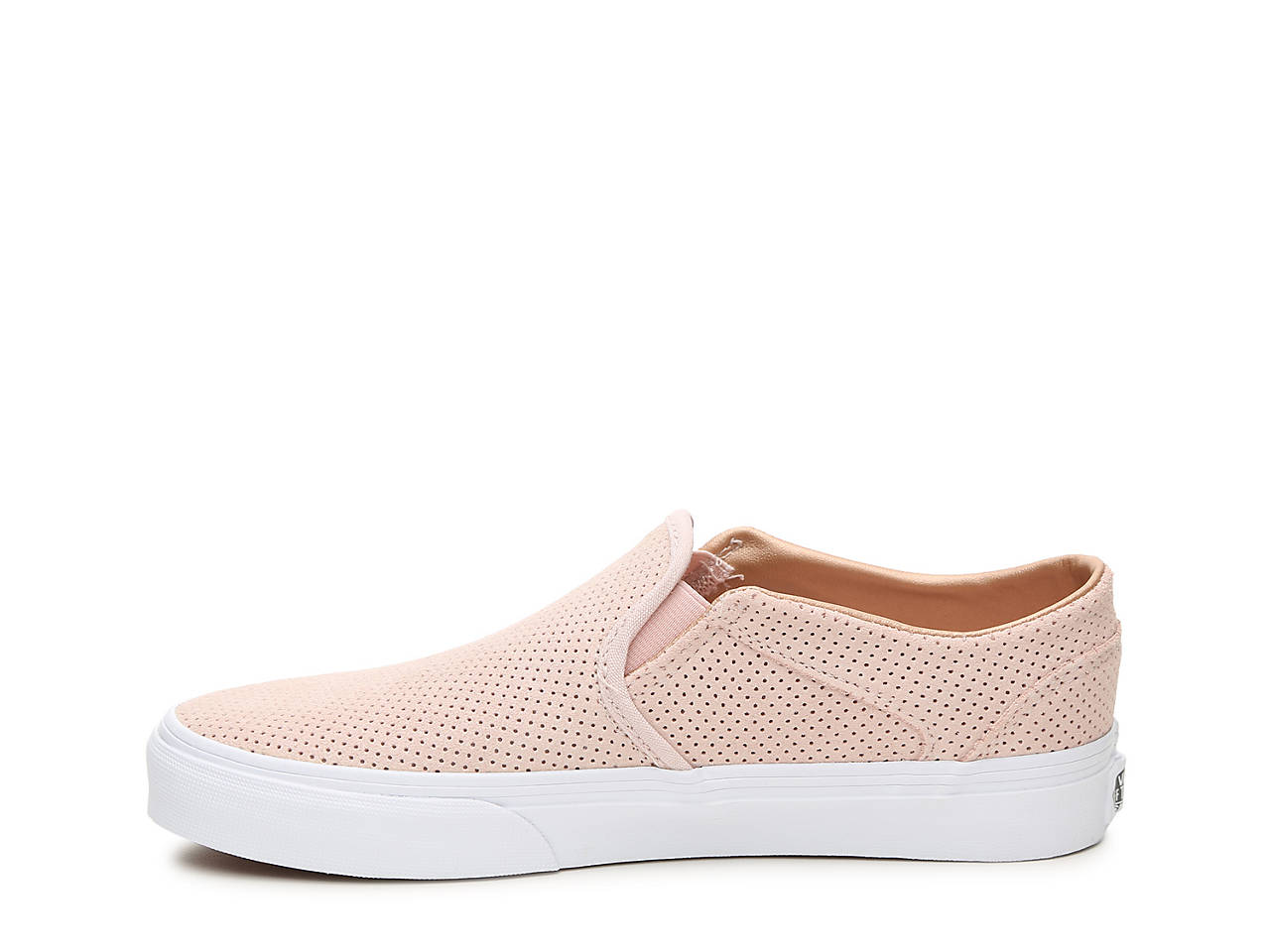 5d809d28859 Vans Asher Perforated Slip-On Sneaker - Women s Women s Shoes