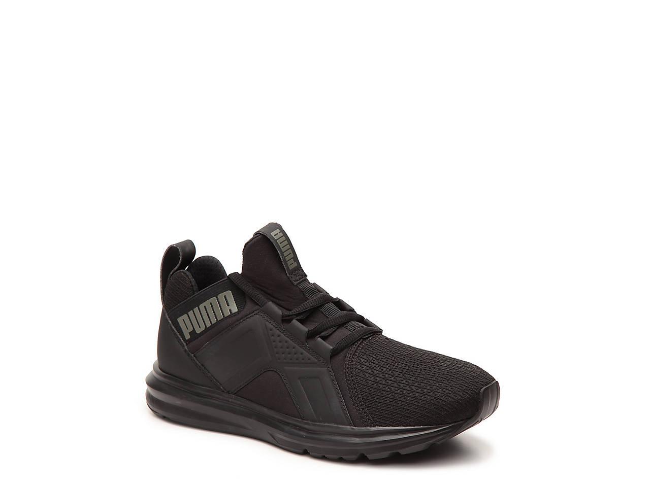 43ad96c2c7a2 Puma Enzo JR Youth Sneaker Kids Shoes