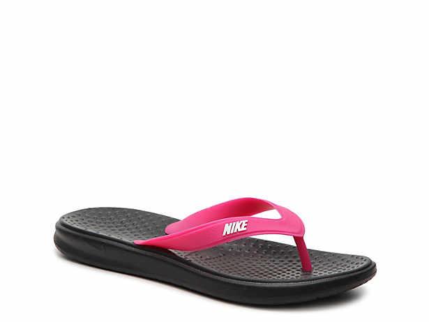 dab1d9bdcfdb Women s Pink Nike Flip Flop Sandals