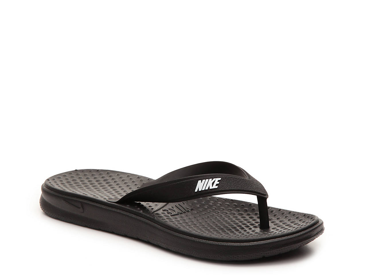 best website 0e58a c57e4 Nike. Solay Flip Flop