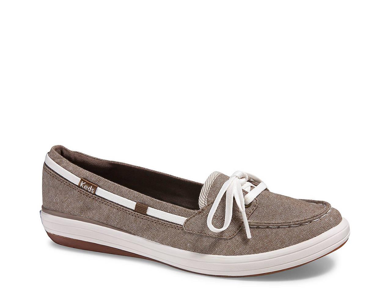super popular c45c8 31546 Keds Glimmer Boat Chambray Boat Shoe - Women s Women s Shoes   DSW