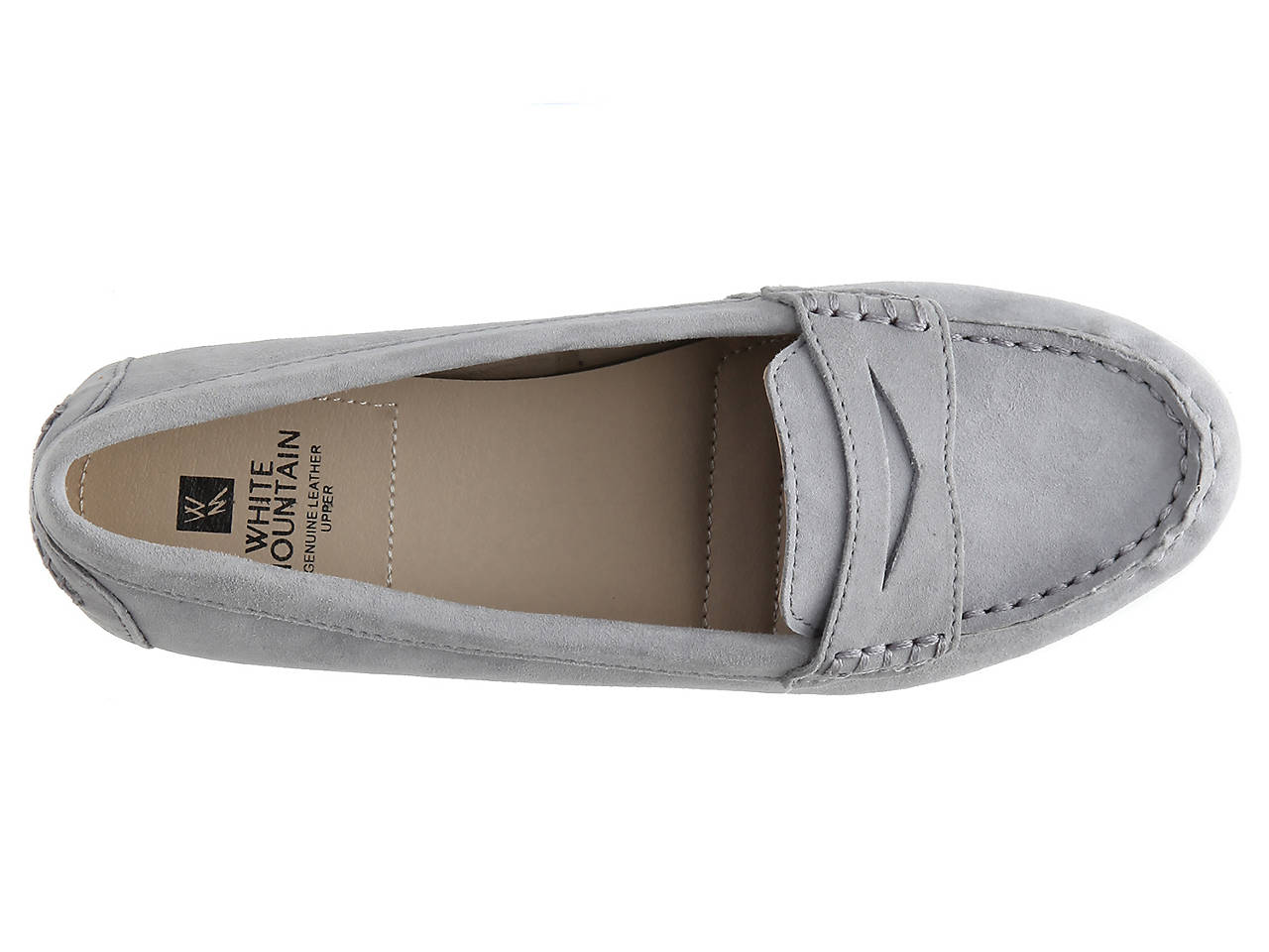 c3541dd2694 White Mountain Maurice Loafer Women s Shoes