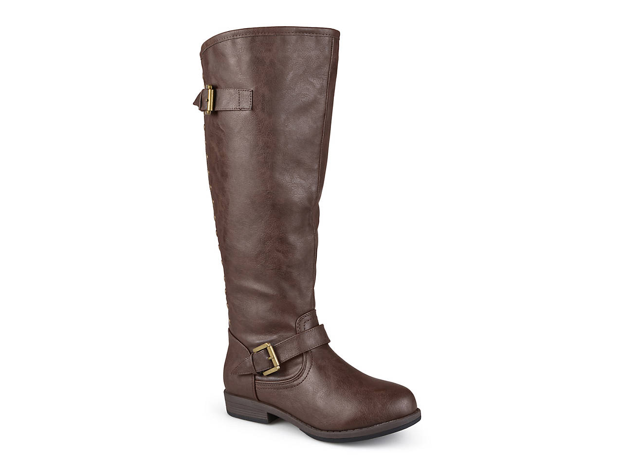 27f2832cbc88 Journee Collection Spokane Extra Wide Calf Riding Boot Women s Shoes ...