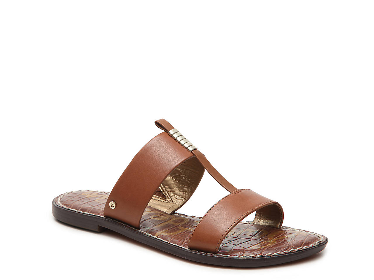 a0cd96da85648 Sam Edelman Kane Flat Sandal Women s Shoes