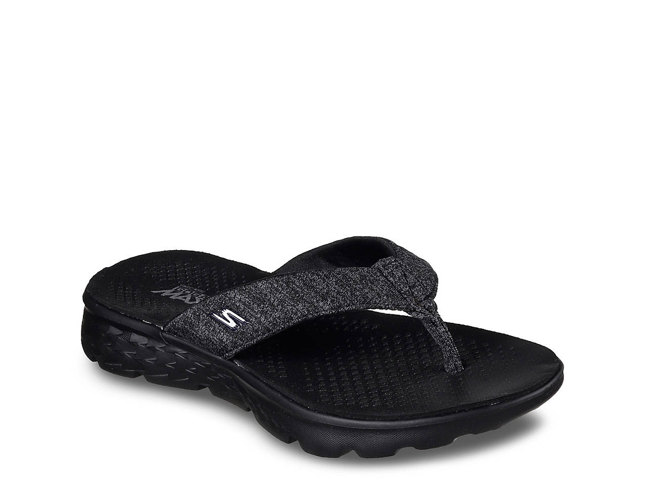 d484b807e247 Skechers On The Go Vivacity Flip Flop Women s Shoes