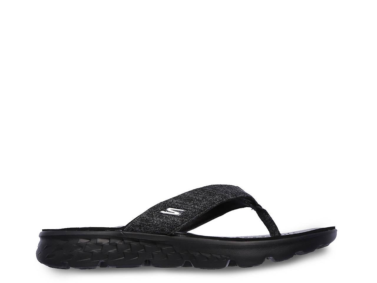 c2182ea79ff2 Skechers On The Go Vivacity Flip Flop Women s Shoes