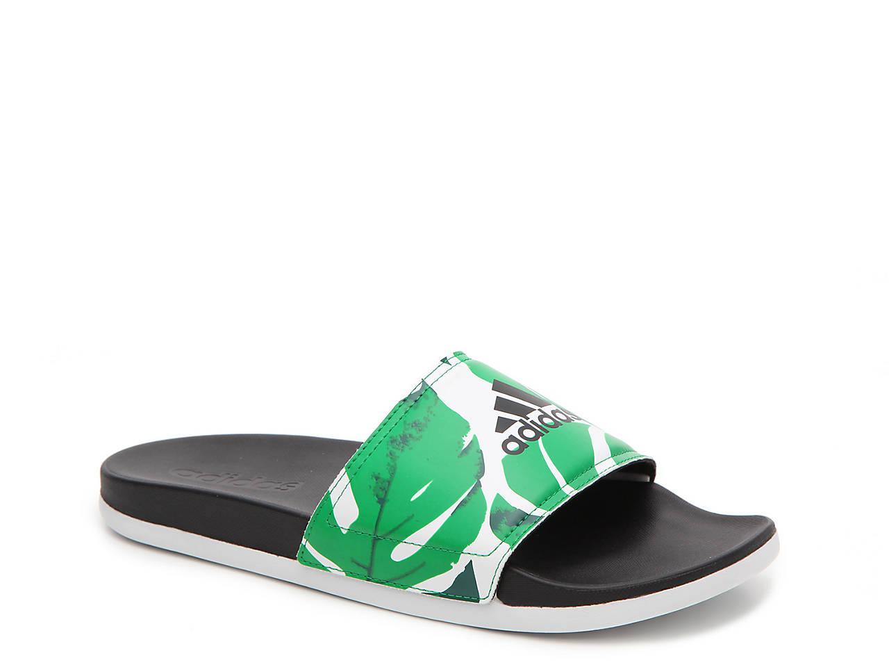 28cbc9dac603e3 adidas Adilette Cloudfoam Ultra Slide Sandal Women s Shoes
