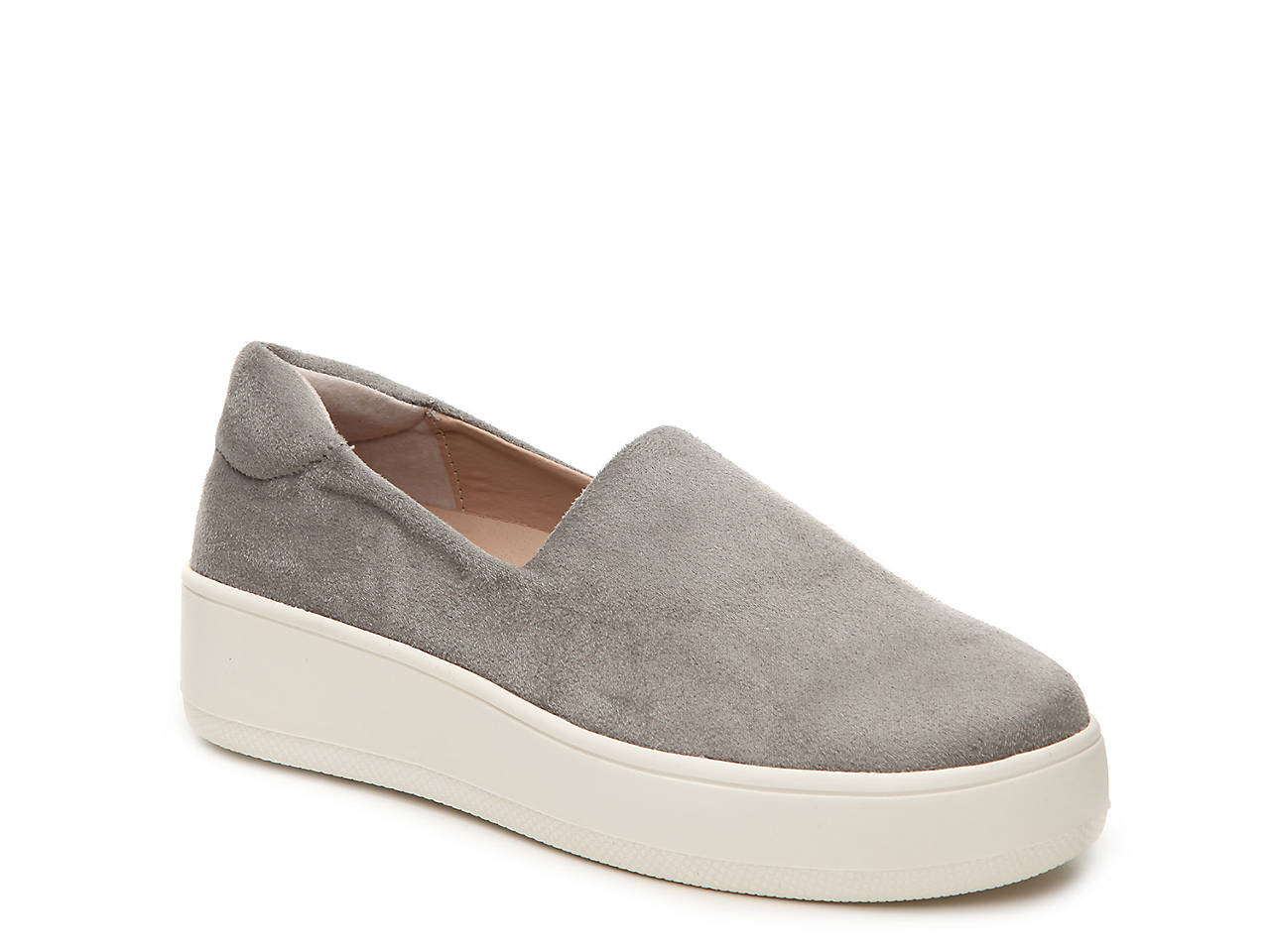 04325d07f28 Steven by Steve Madden Hilda Platform Slip-On Sneaker Women s Shoes ...