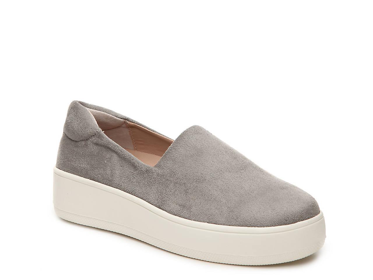 Hilda Flatform Slip-On Sneaker
