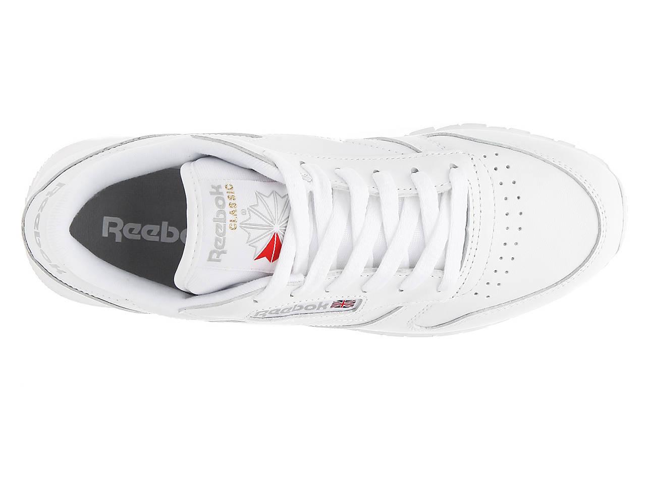 Reebok Classic Leather Sneaker Women's Women's Shoes | DSW