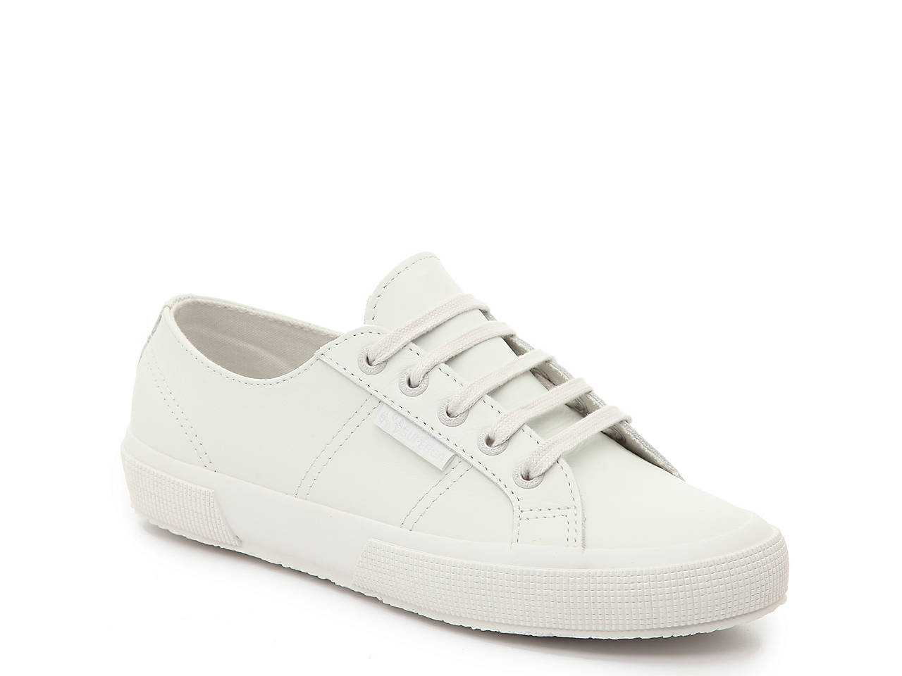 Superga 2750 Leather Sneaker Women s Shoes  7c41b5bfd