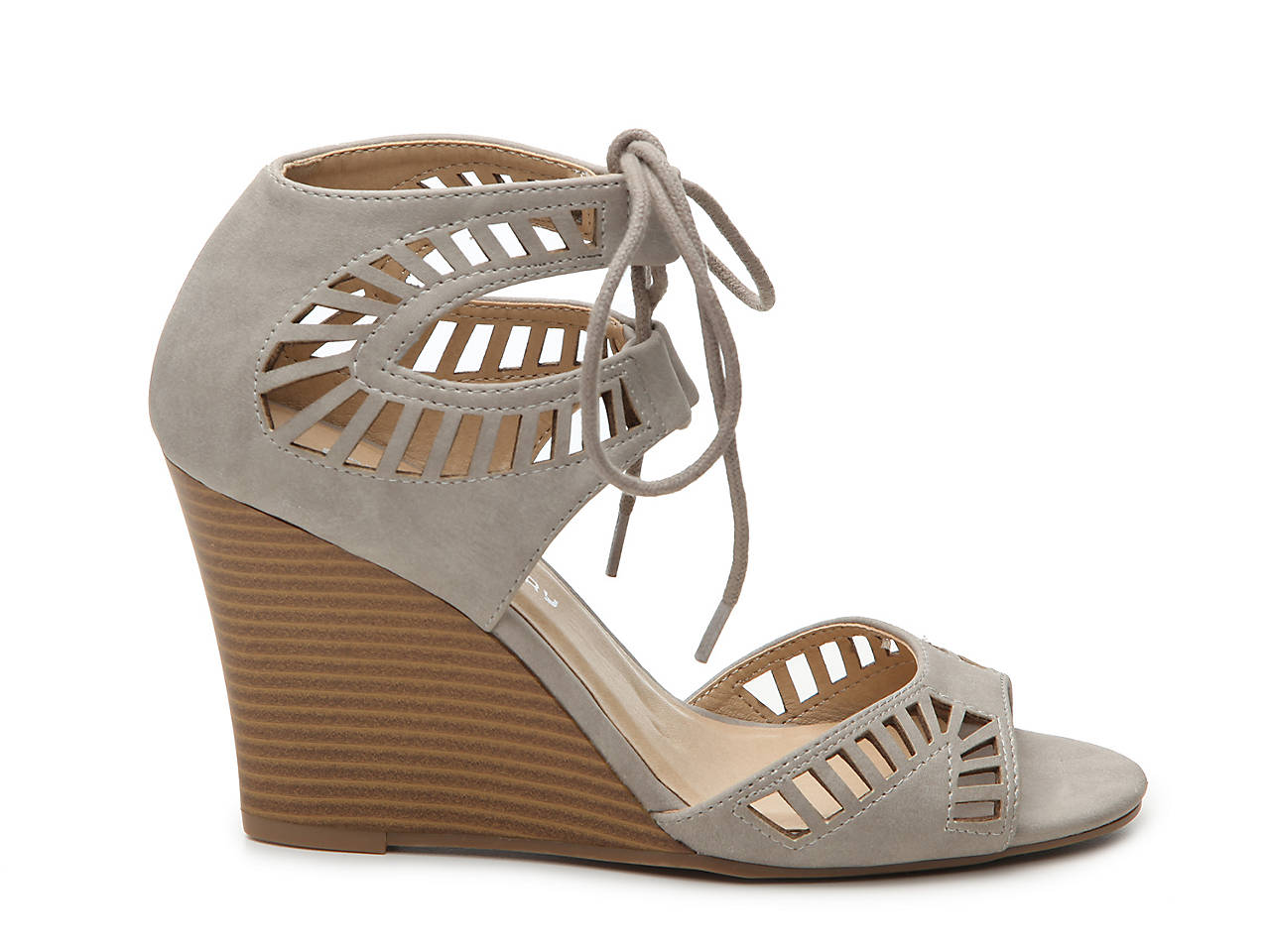 Cl By Laundry Bright Sun Wedge Sandal Women S Shoes Dsw