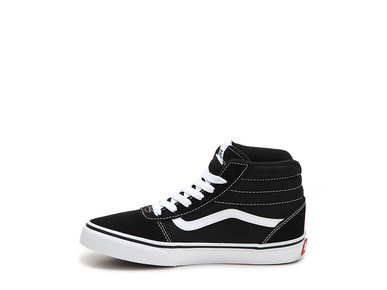 11e5e70ee0cdee Vans Ward Toddler   Youth High-Top Sneaker Kids Shoes