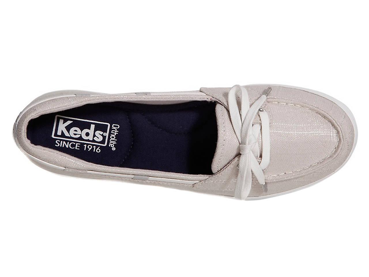 128e6ea55f8 Keds Glimmer Linen Slip-On Sneaker - Women s Women s Shoes
