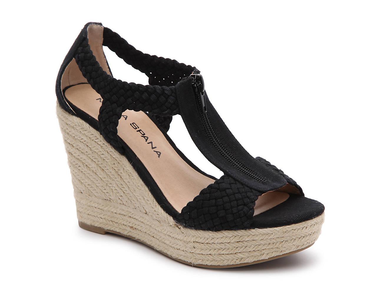 0010717e9ef1 Moda Spana Whitney Wedge Sandal Women s Shoes