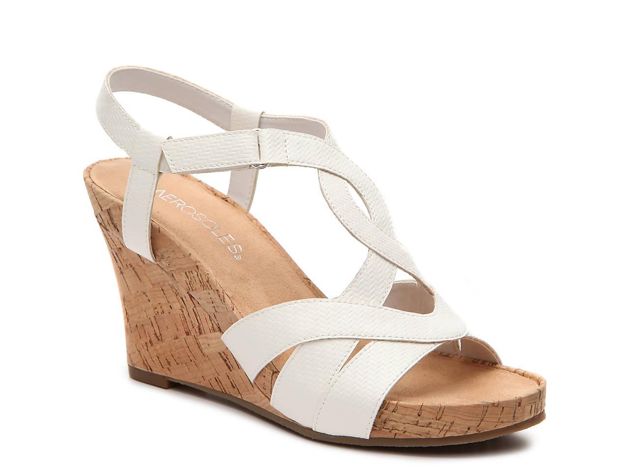 Wonderplush Wedge Sandal