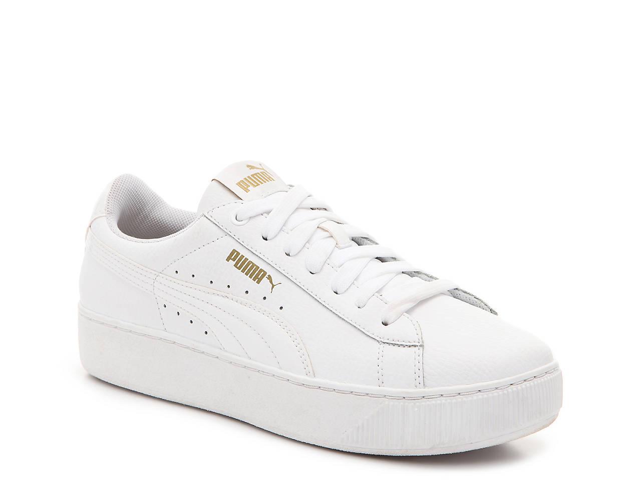 puma damen vikky platform sneakers