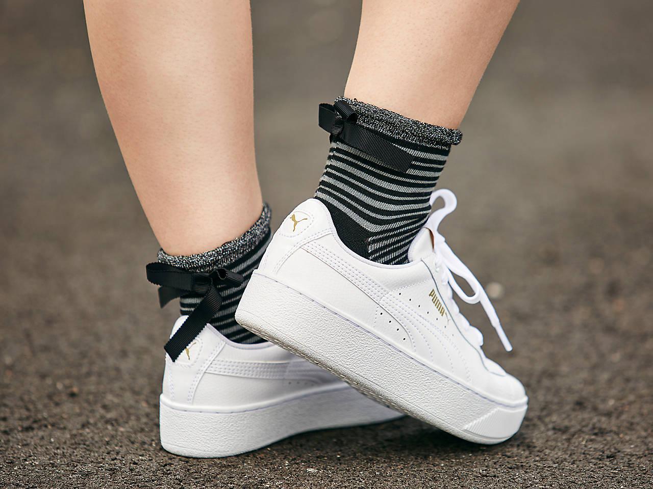 558815aff Puma Vikky Platform Sneaker - Women's Women's Shoes | DSW