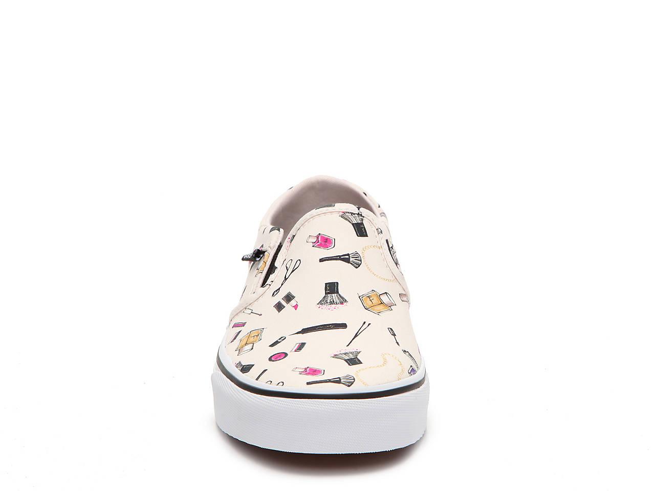 Vans Asher Make Up Shoes 05R8hhfgH