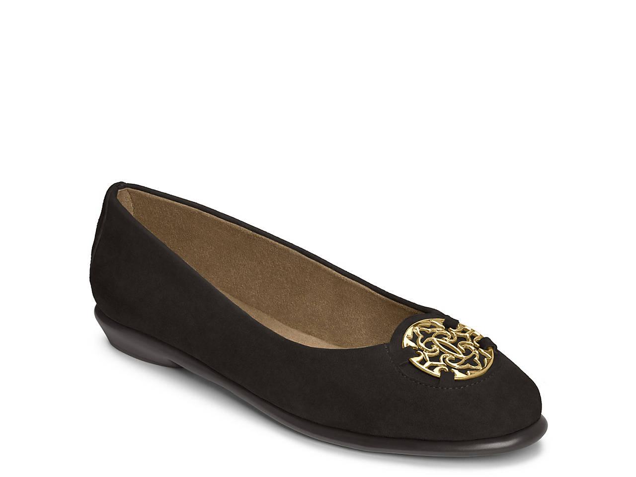 da65666318a Aerosoles Exhibet Ballet Flat Women s Shoes