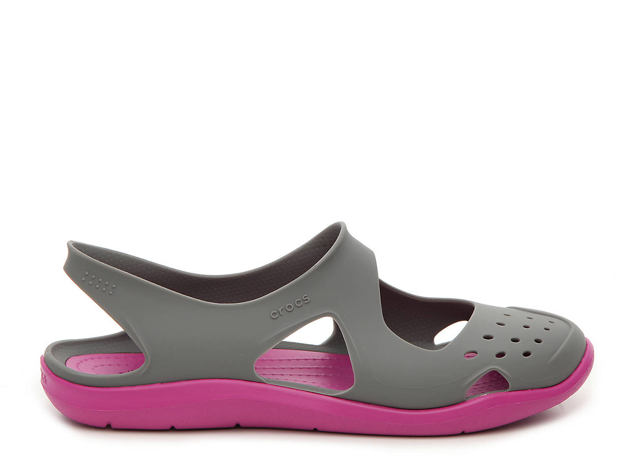 c8fb57e6 Crocs Swiftwater Wave Sandal Women's Shoes | DSW