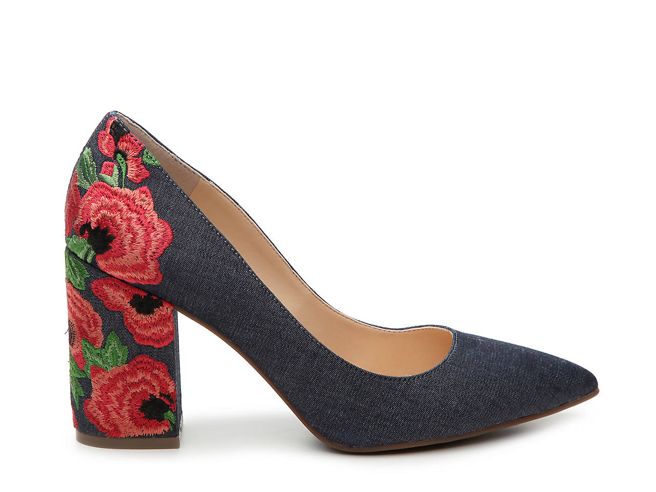 8917f04fb199a Jessica Simpson Lannah Pump Women s Shoes