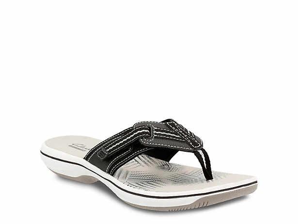 Brinkley Jazz Flip Flop
