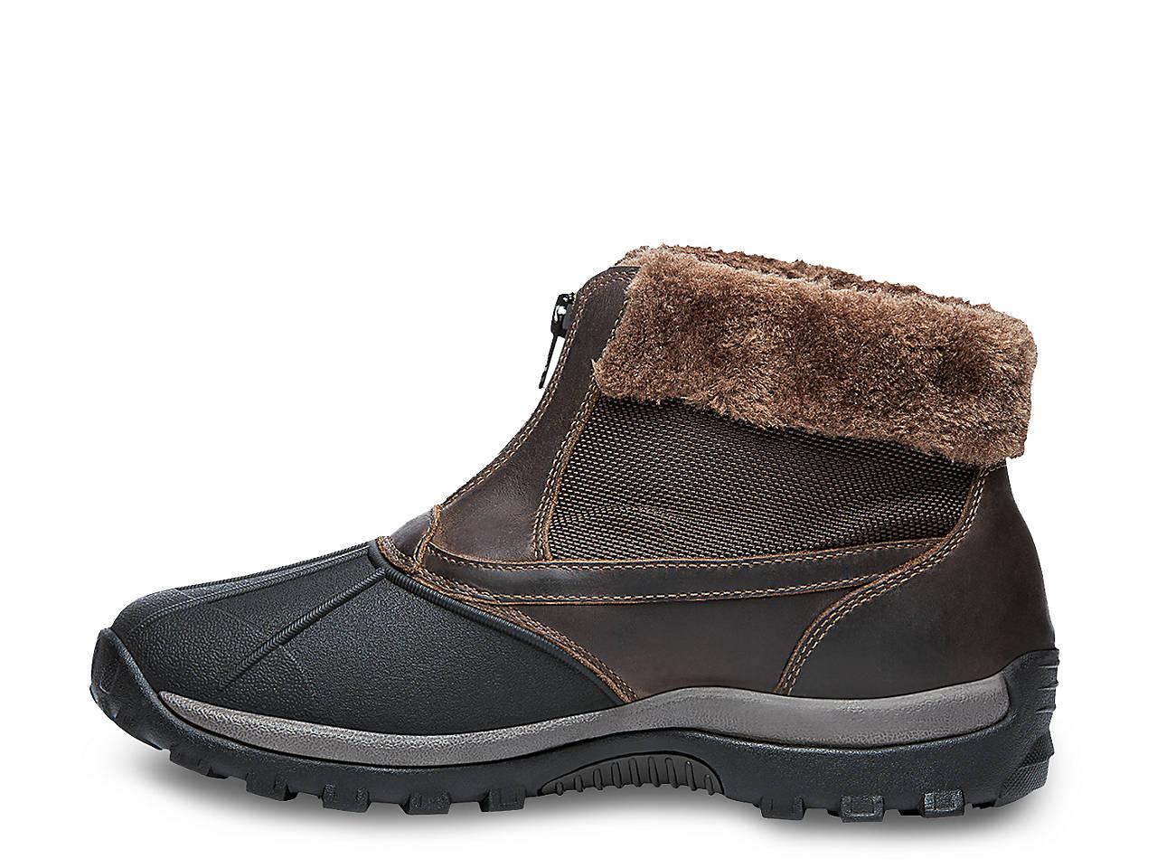 b7b094b96999b2 Propet Blizzard Ankle Zip II Duck Boot Women s Shoes