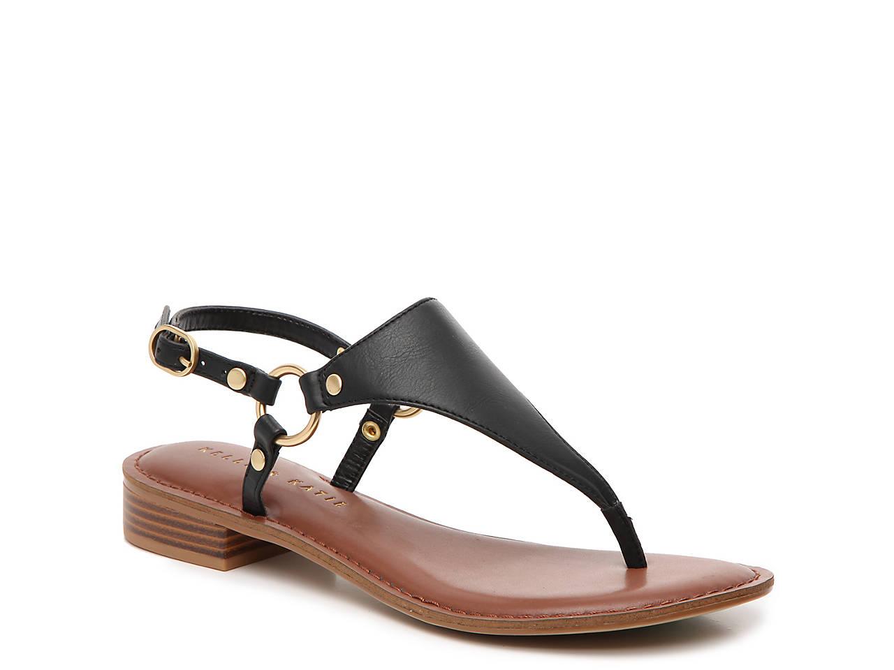 6b8c78ec4945 Kelly   Katie Bania Flat Sandal Women s Shoes