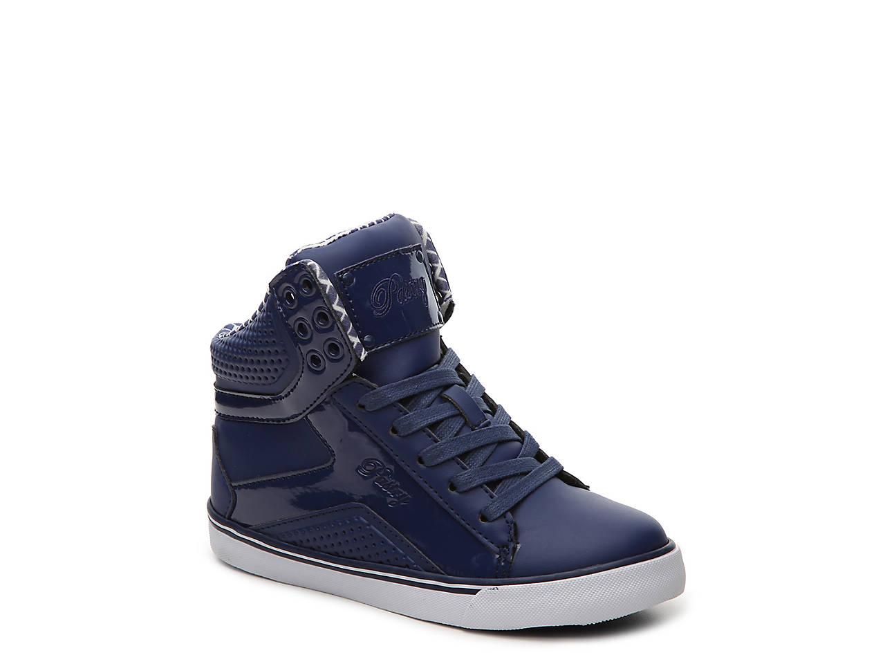 0546840d359 Pop Tart Grid Toddler & Youth High-Top Sneaker