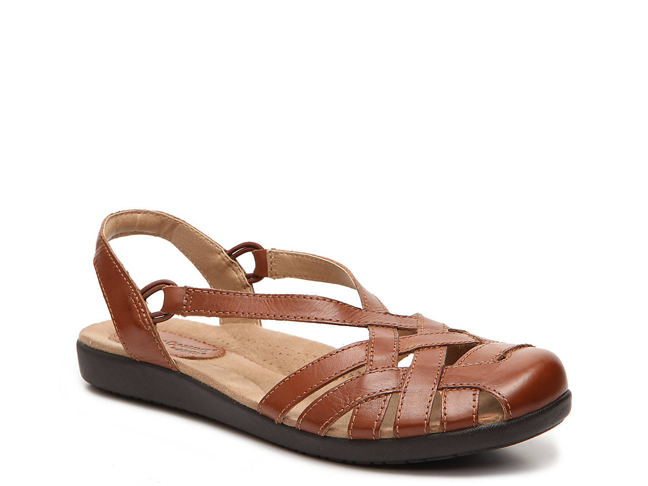 Earth Nellie Leather Sandal j8vAW