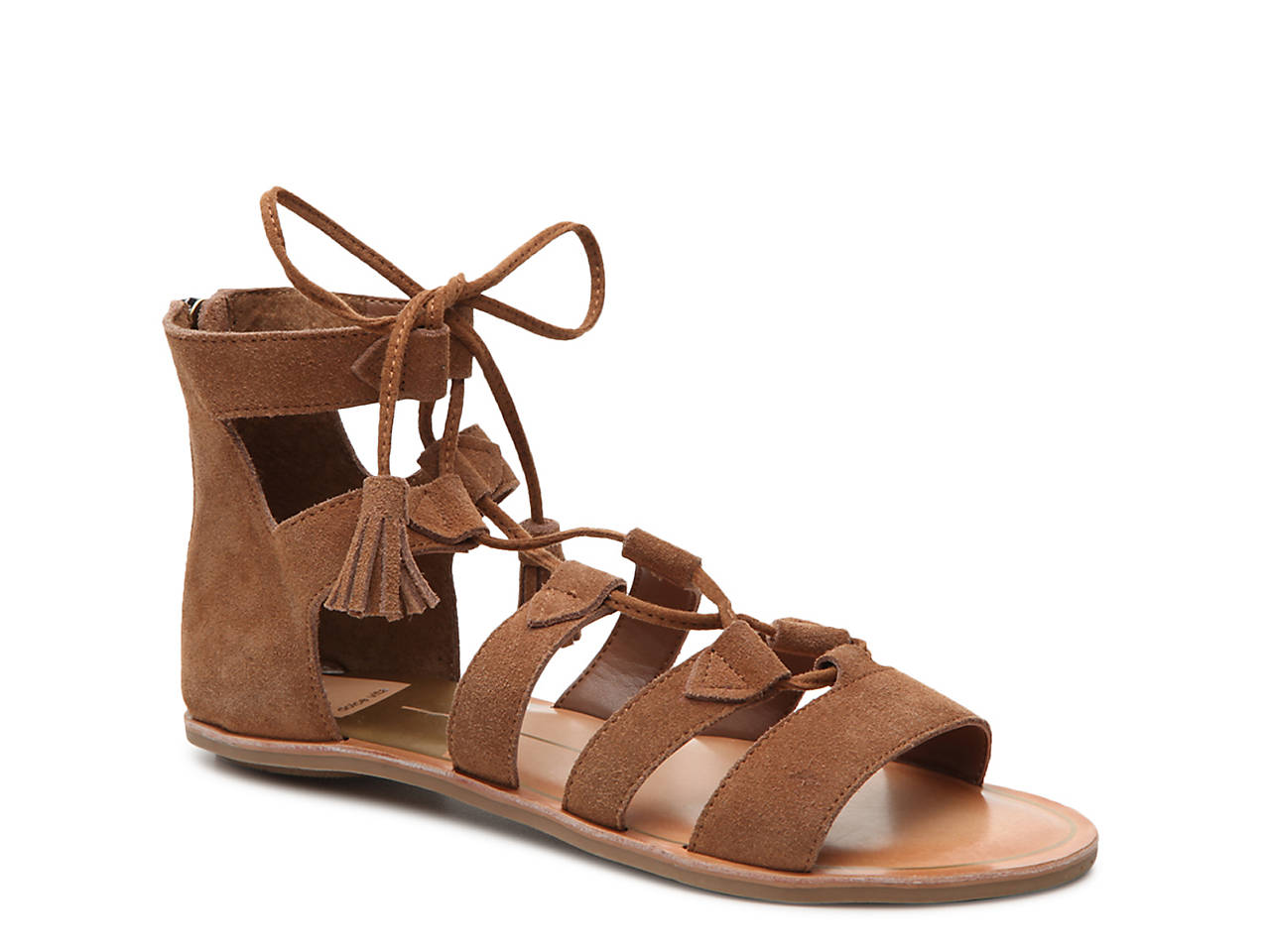 80db67fd0 Dolce Vita Valli Gladiator Sandal Women s Shoes