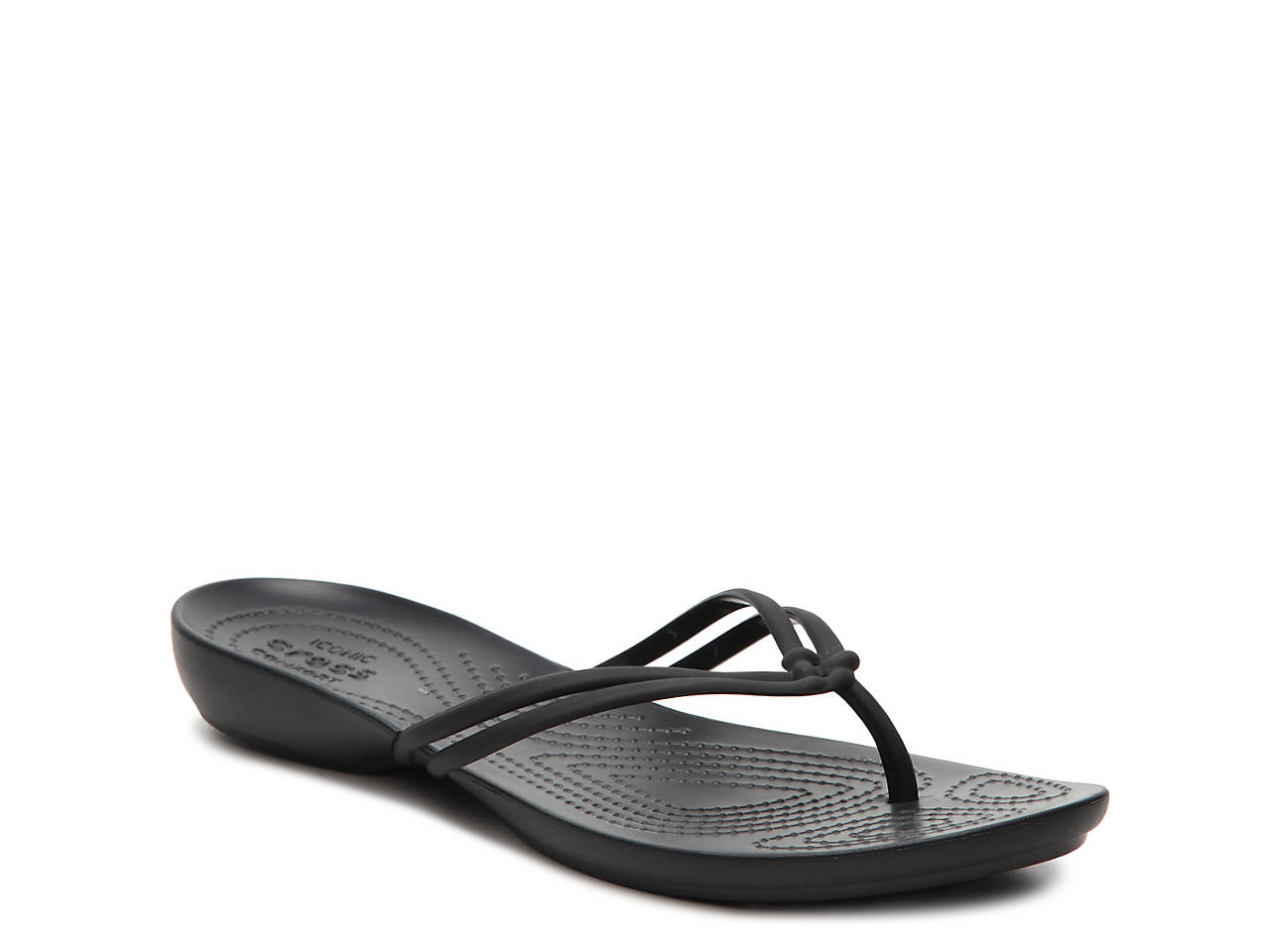 2b7a4e1c944724 Crocs Isabella Flip Flop Women s Shoes