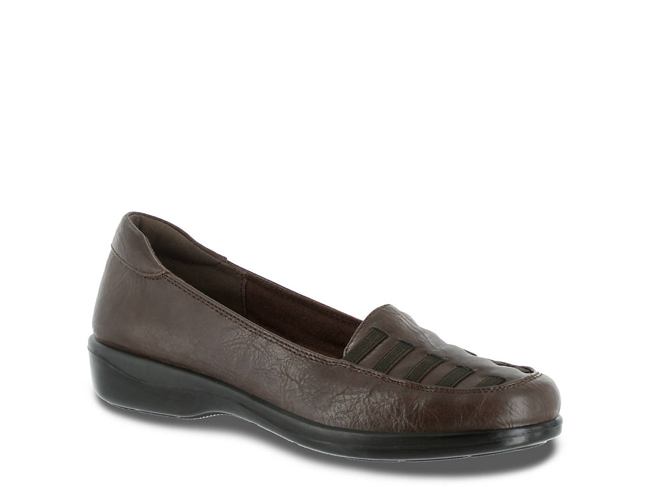 b1e0a479f9e Easy Street Genesis Flat Women s Shoes