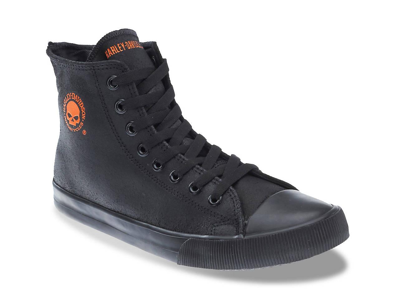 54ca0d2fe7b430 Harley-Davidson Baxter High-Top Sneaker Men s Shoes