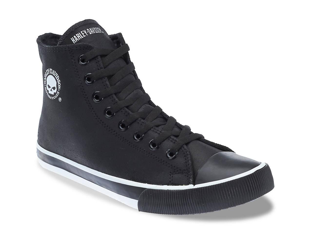 fd6286ff2f50 Harley-Davidson Baxter ll High-Top Sneaker Men s Shoes