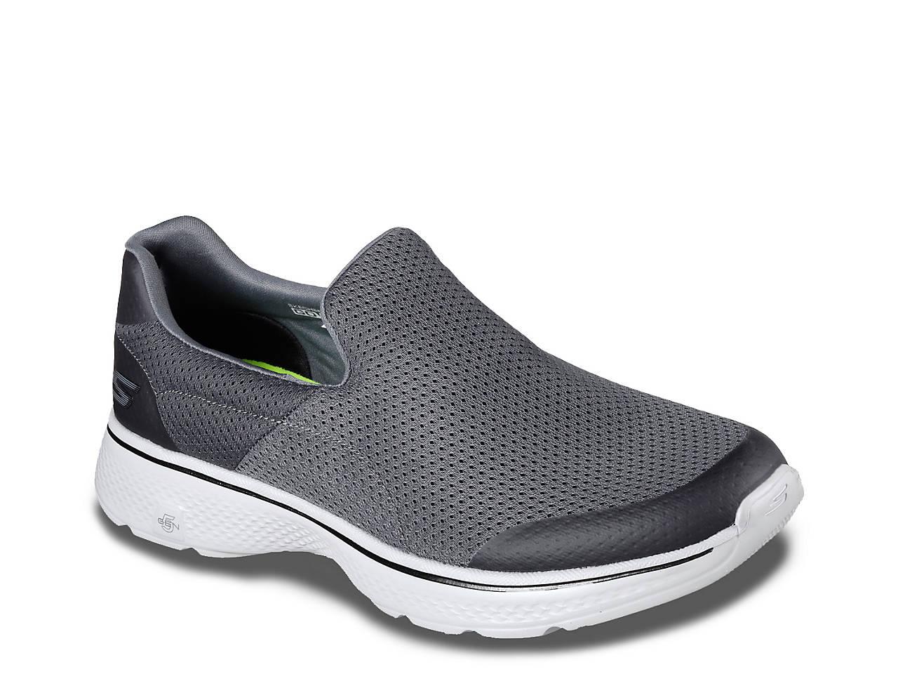 Go Walk 4 - Incredible Slip On Sneaker Skechers NfpCE