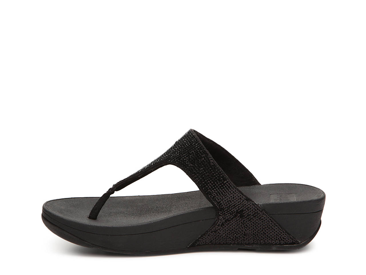 fe8f7bb670899 FitFlop Electra Wedge Sandal Women s Shoes