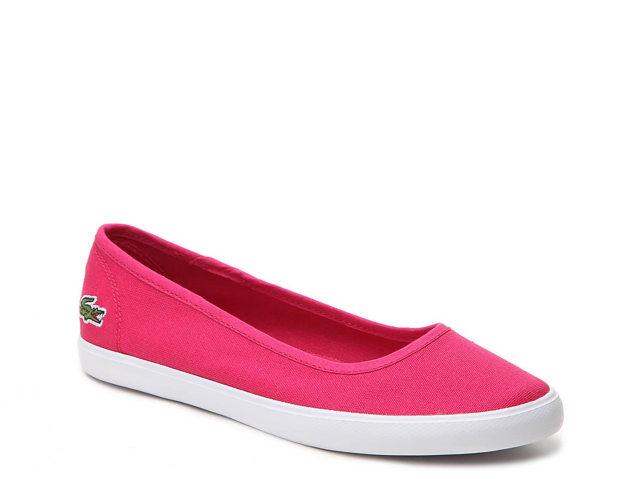 42c9ee482 Lacoste Marthe Sport Flat Women s Shoes