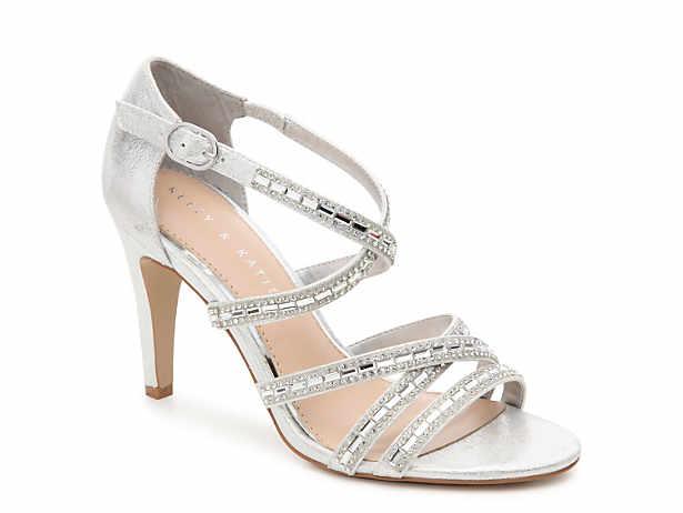 Cheap Sale 100% Authentic High heels - silver Footlocker Cheap Online Find Great Sale Online lW5KyU