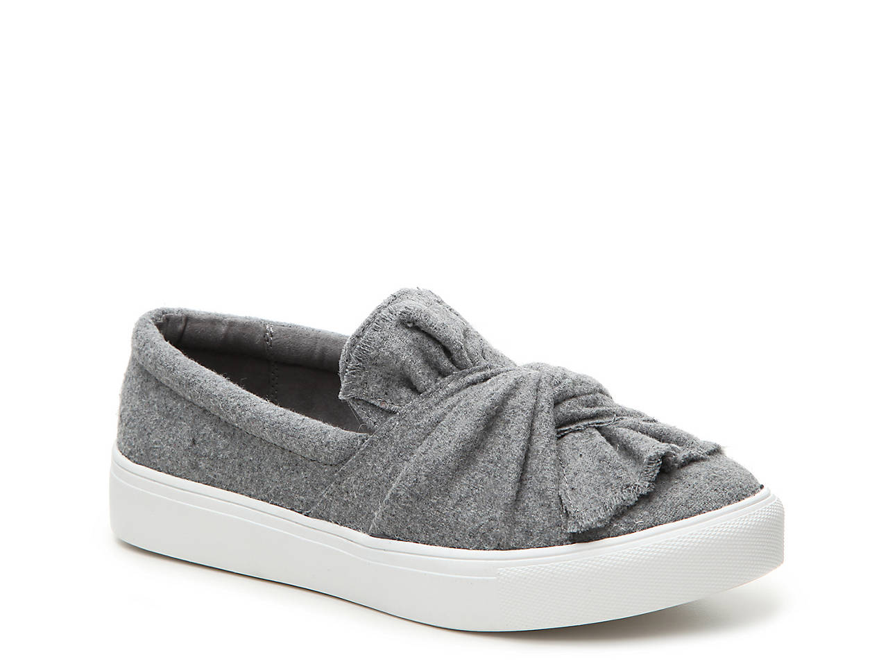 be61ae10fcd1a Mia Zoe Bow Slip-On Sneaker Women's Shoes | DSW