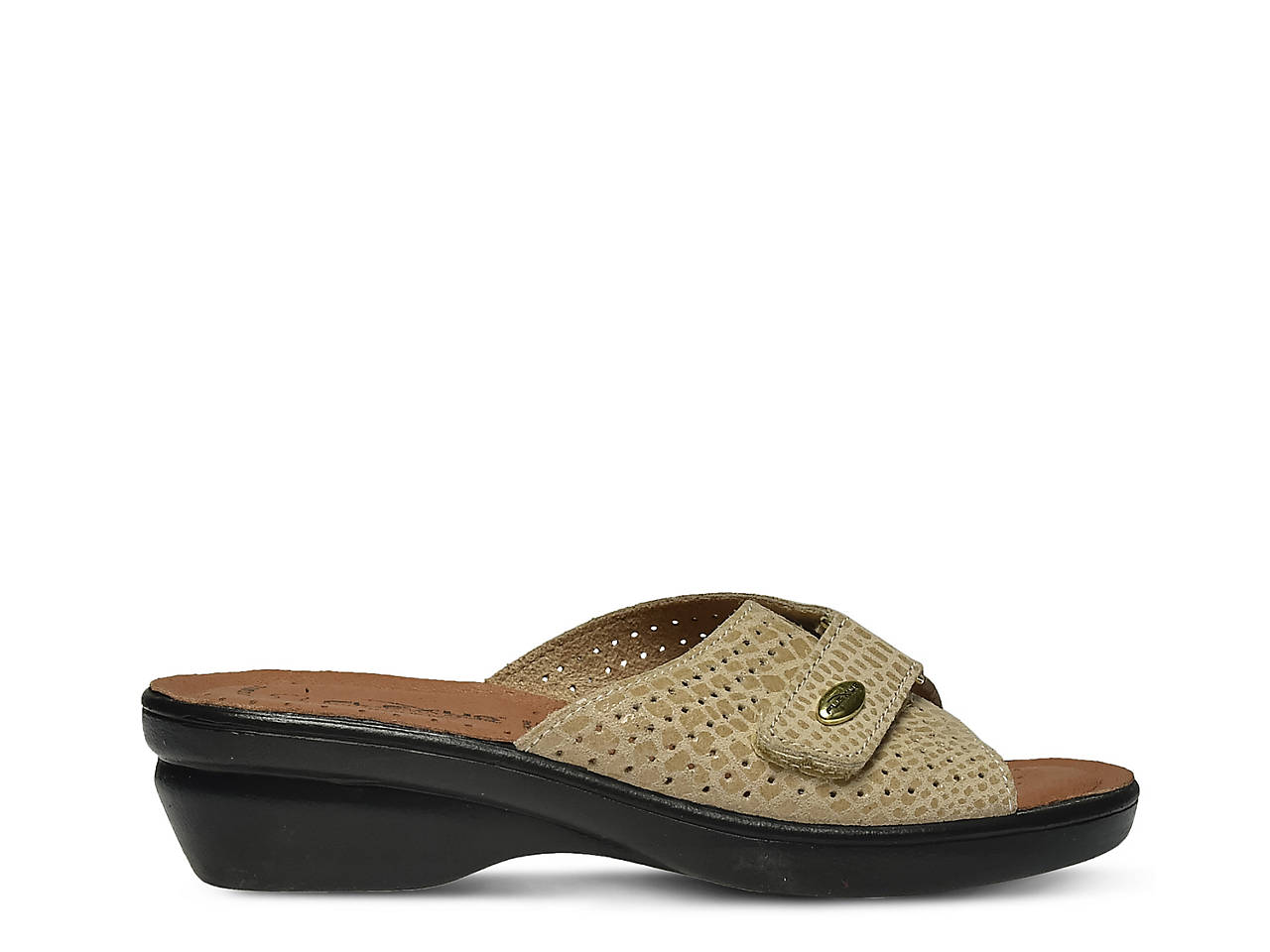 1f284372f47e Flexus by Spring Step Carrie Wedge Sandal Women s Shoes