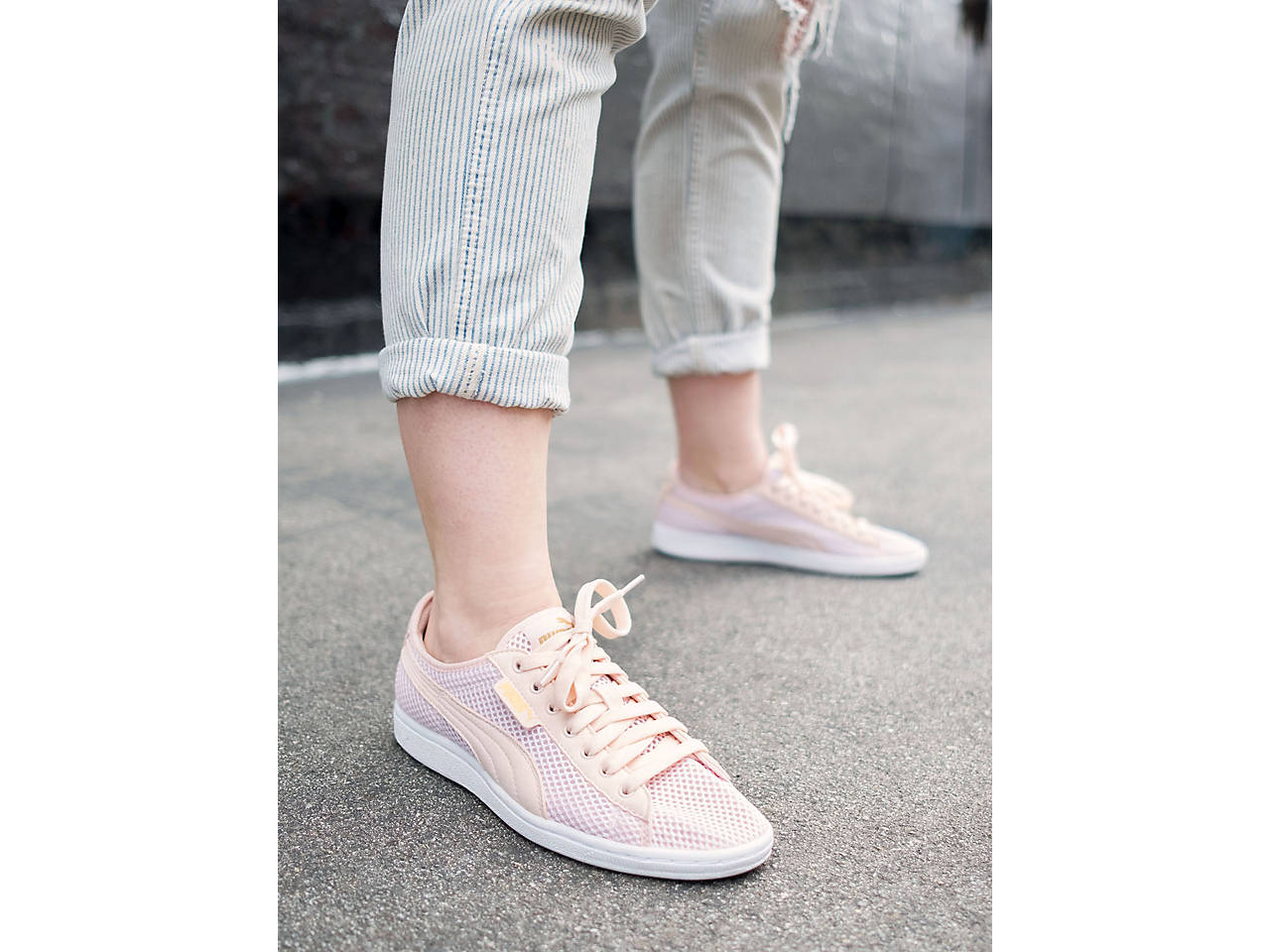 6c15df54037 Puma Vikky Mesh Sneaker - Women s Women s Shoes