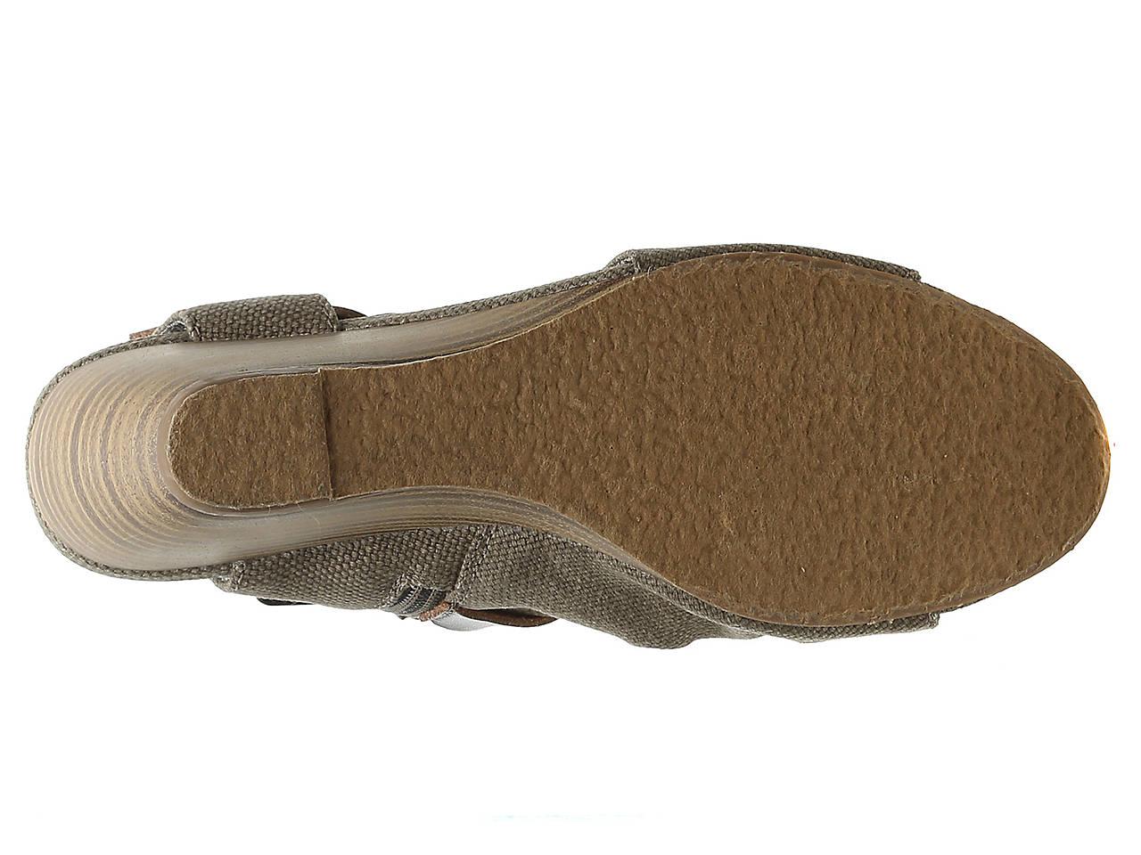 Blowfish Budha Wedge Sandal Women S Shoes Dsw